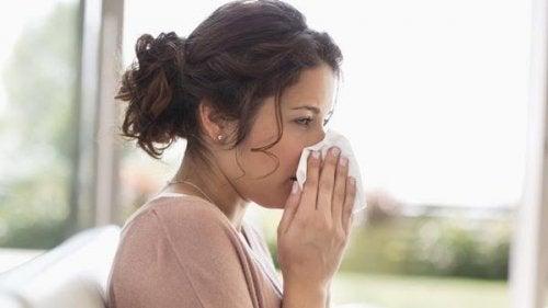 Gripe durante a gravidez: como tratá-la