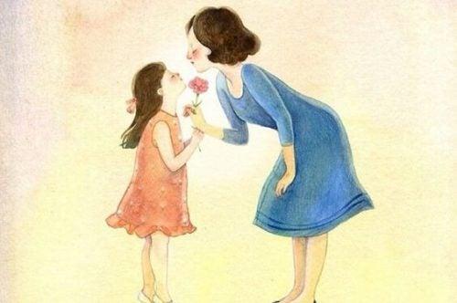 Não importa se você vai mais devagar, sua mãe sempre irá no seu ritmo