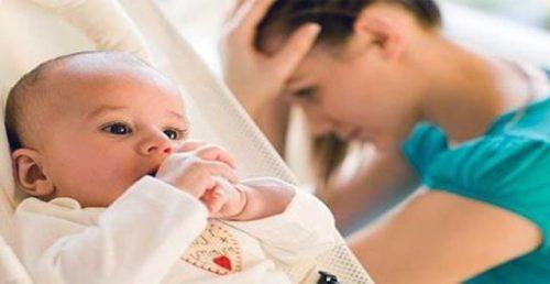 a depressão pós-parto