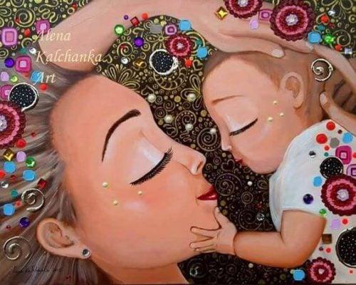 Minha melhor profissão na vida: ser sua mãe