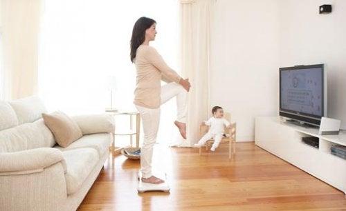 Recuperação pós-parto: dedique um ano para se recuperar