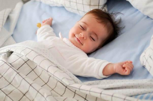 5 motivos pelos quais o seu bebê não dorme bem