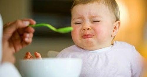 3 razões para não obrigar seu filho a comer se ele não quiser