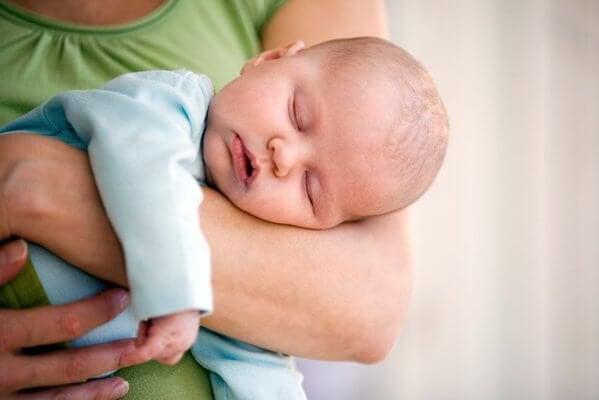 Quanto o bebê muda em um mês?