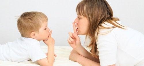 """Como dizer """"não"""" às crianças de maneira positiva?"""