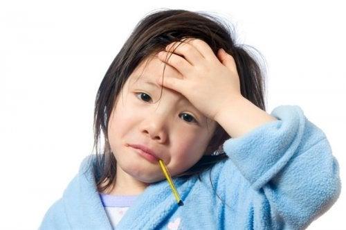 12 Recomendações para evitar que as crianças se resfriem