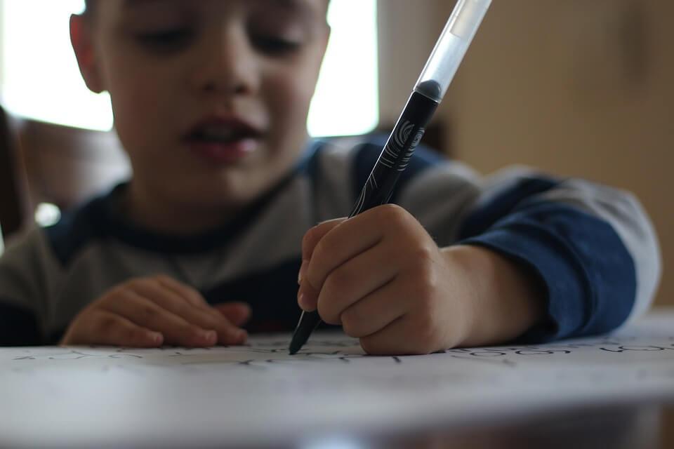 a caligrafia