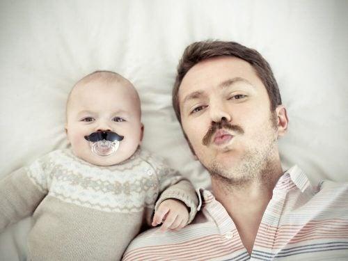 instinto paterno