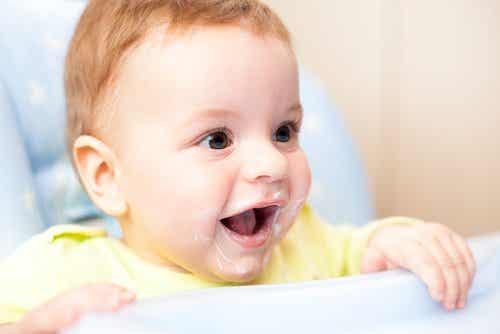 Posso dar iogurte para o meu bebê?