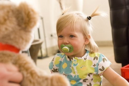 Os estímulos positivos ativam a memória do seu bebê