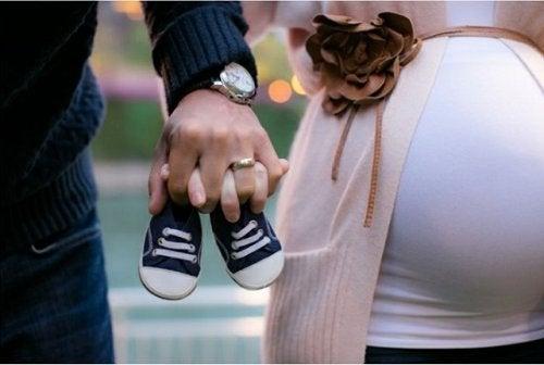 Como meu corpo foi afetado pela evolução do parto