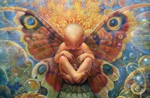O maior amor se inicia desde pequeno