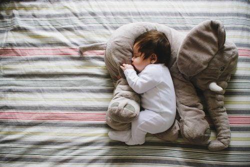 Aprender a dormir: o sono entre 2 e 5 anos de idade