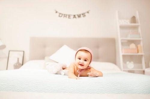 Como deve ser um quarto de bebê
