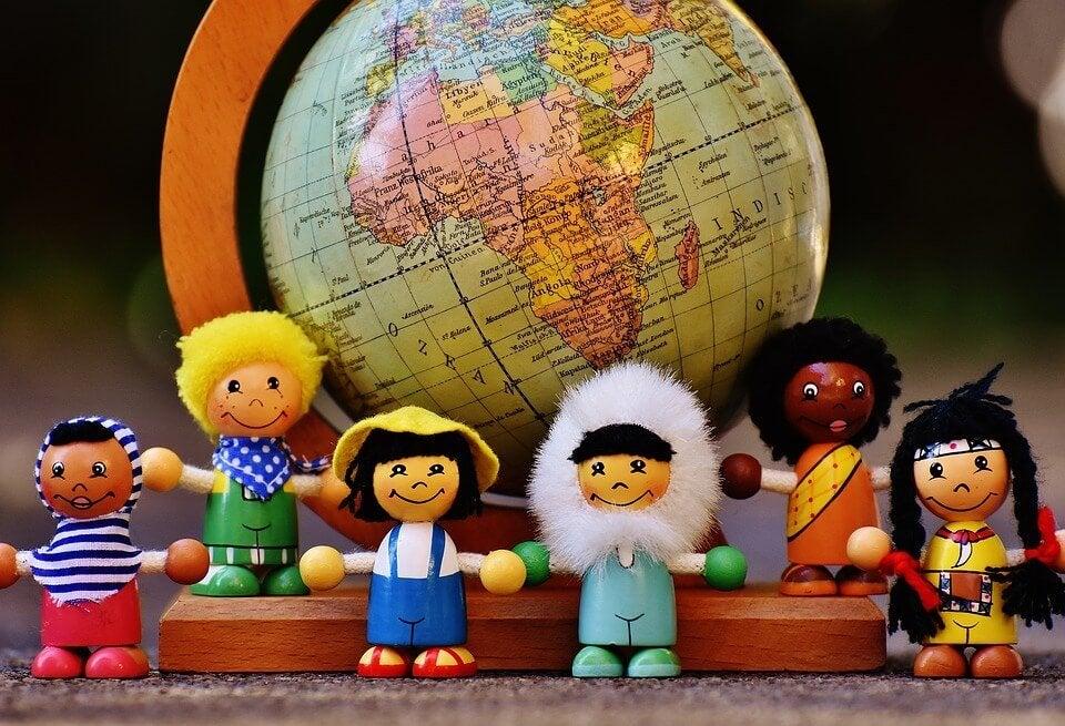 Ensine ao seu filho o respeito pela diversidade