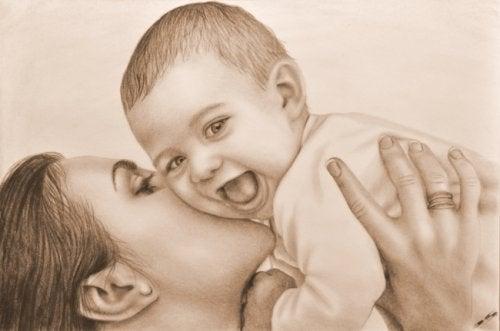 Há lugares no coração que não se descobre até amar uma criança