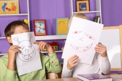 O que os desenhos do seu filho dizem?