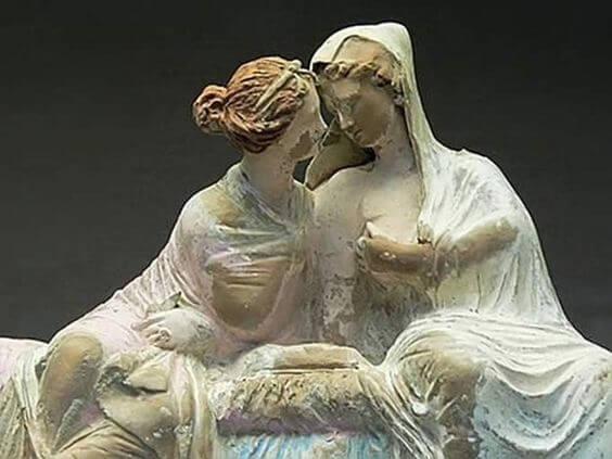 amor de mãe é