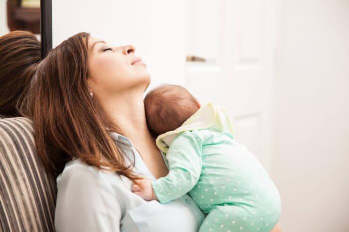 Estudo comprova que viver com crianças é cansativo para as mulheres e não para os homens