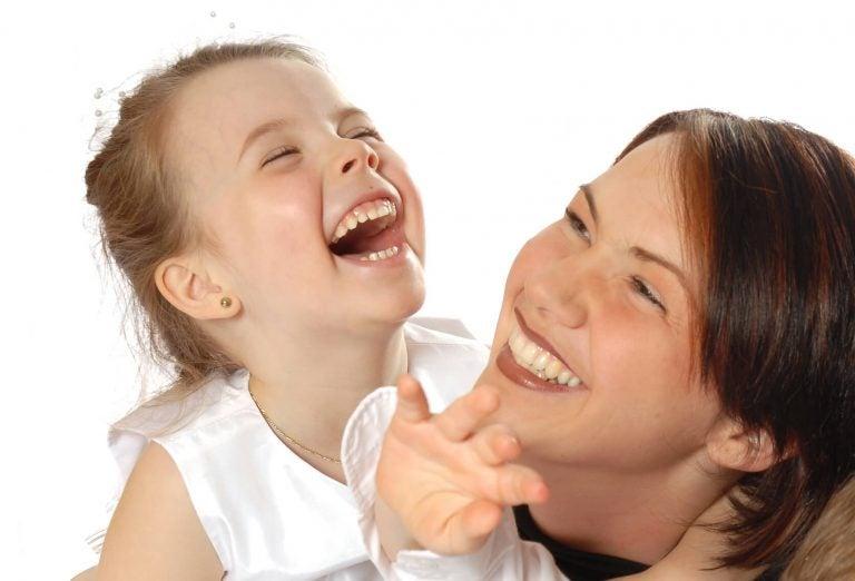 Como desenvolver o senso de humor nas crianças