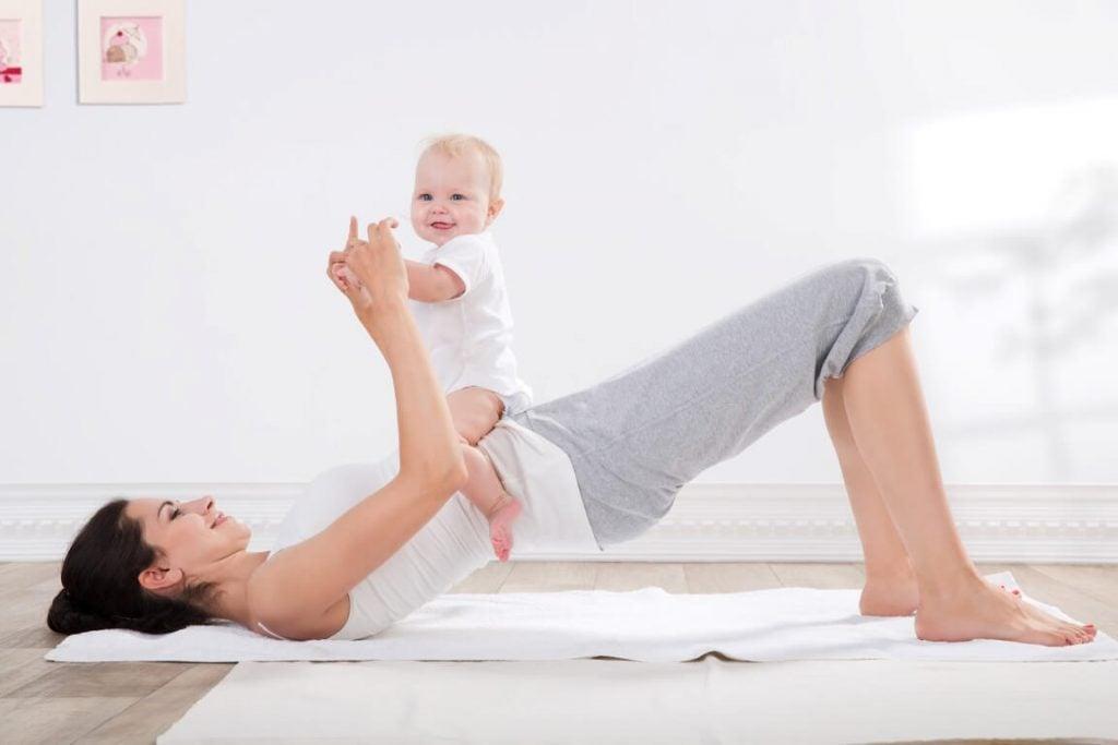Mães: como praticar esportes sem se sentir culpada
