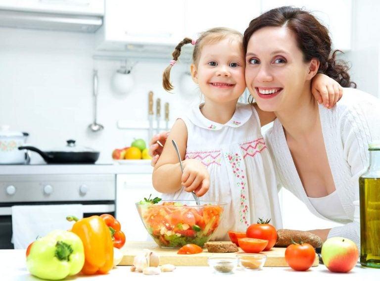 Encha a vida de seu filho com bons hábitos