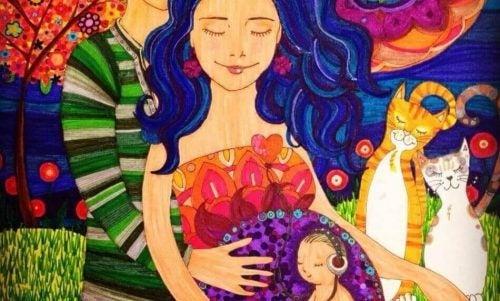 Sou mãe, sou mulher e sei quais são minhas prioridades