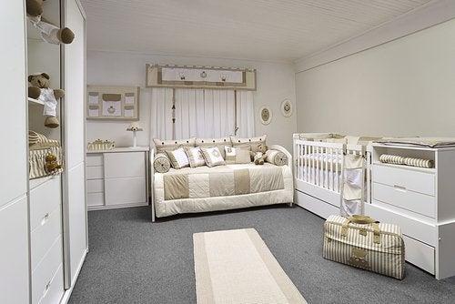 9 coisas que não devem faltar no quarto do seu bebê