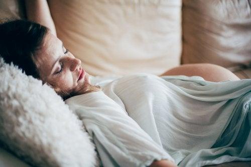 O sono nos diferentes trimestres de gravidez