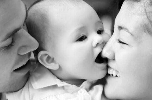 deixar o bebê chorar