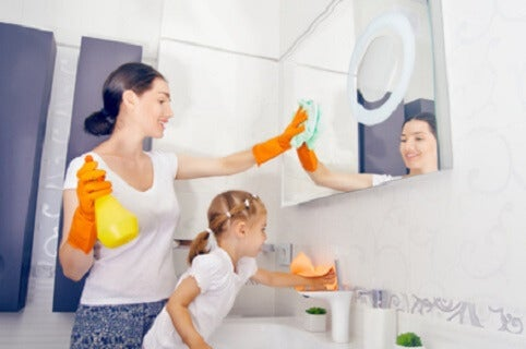 As tarefas do lar que o seu filho deve fazer de acordo com a idade