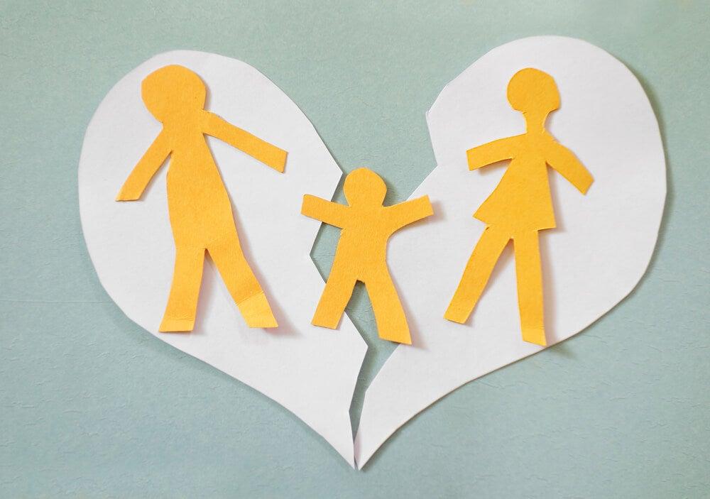 Os pais devem agir em conjunto pela felicidade do filho