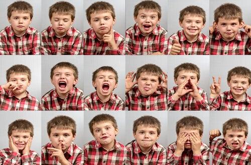 As crianças devem conhecer suas emoções