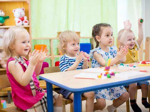 Conselhos para ajudar as crianças na adaptação à creche