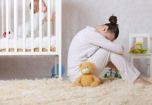 A depressão pós-parto: causas, sintomas e conselhos para combatê-la