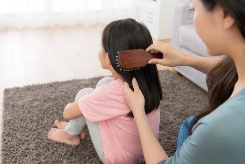 5 ideias simples de penteados para meninas