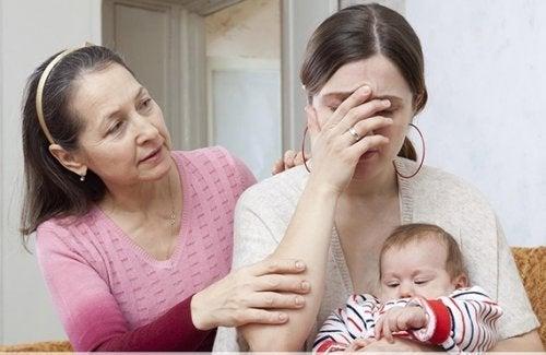 Pelo bem do seu filho você não pode ser uma mãe sofredora