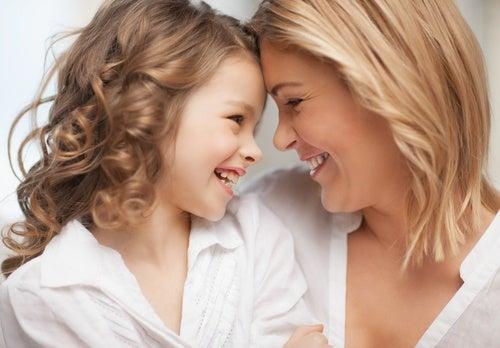 O respeito entre mãe e filho