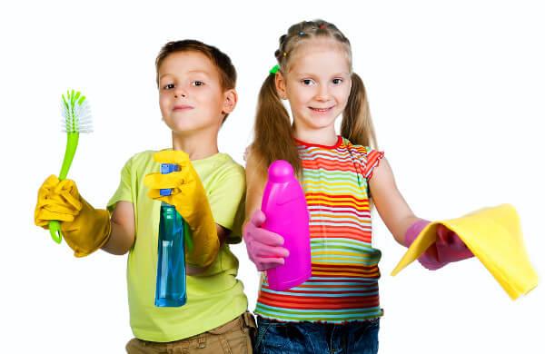 Ensinando a responsabilidade e autonomia para as crianças