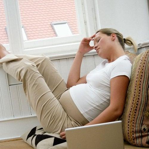 A colestase na gravidez