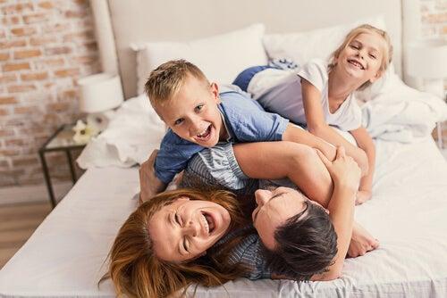 Ajude seu filho a formar uma autoimagem positiva