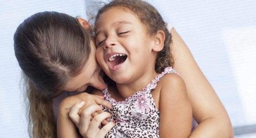 autoimagem positiva mãe e filha