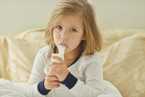 Bronquite em crianças: como podemos ajudar?