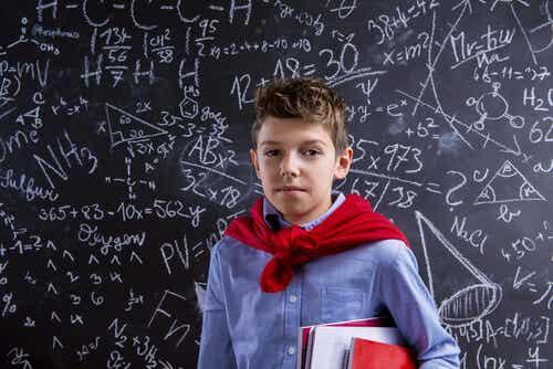 Crianças com altas capacidades intelectuais
