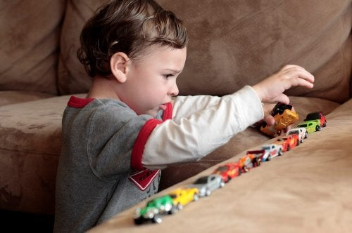 crianças autistas
