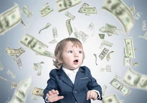 Síndrome da criança rica, o que é?