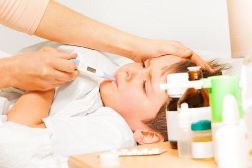 Podemos dar ibuprofeno para crianças?
