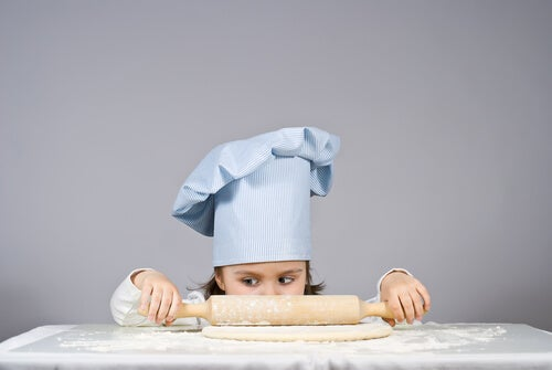 As melhores receitas para preparar com as crianças