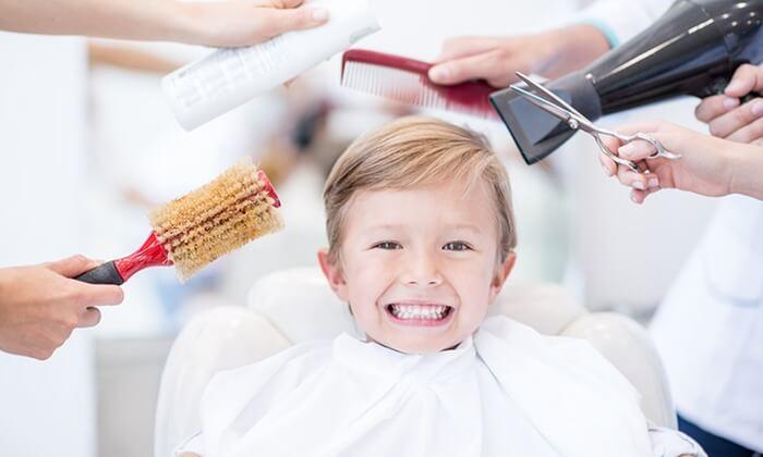 Os melhores cortes de cabelo para meninos