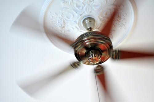 O som do ventilador é um ruído branco